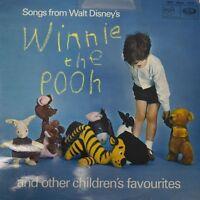 "Disney Record Songs From Walt Disney's ""Winnie The Pooh"" -MFP-1078-Near Mint(NM)"