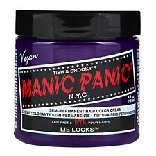 Manic Panic Classic Hair Dye Color Lie Locks Vegan 118ml Manic-Panic