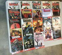 Wolverine Savage 1-23 Marvel Comics 1 2 3 4 5 6 7 8 9 10 11 12 13  Lot Run 2013