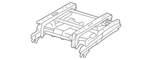 Genuine GM Seat Adjuster 88900000