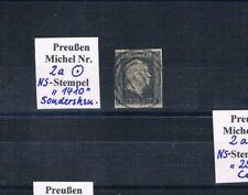 """Preußen, 1 Sgr. Mi. 2 a mit NS """"1410"""" SONDERHAUSEN, s. Scan"""