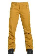 BURTON Women's VIDA Snow Pants - Camel - Large - NWT