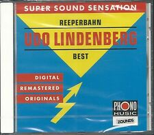 Lindenberg, Udo Reeperbahn (Best of) Zounds CD Neu OVP Sealed
