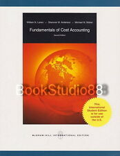 NEW 3 Days to US Fundamentals of Cost Accounting 2E Lanen Anderson 2nd Edition