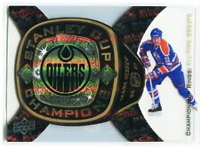 2011-12 Black Diamond All-Time Greats Championship Rings 12 Mark Messier