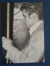 """3.5 x 5"""" clipframe with photo cutting of ELVIS PRESLEY"""