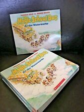 The Magic School Bus at the Waterworks by Joanna Cole Guided Reading Set of 15!