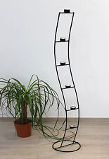 deko glas st nder aus metall f rs badezimmer g nstig kaufen ebay. Black Bedroom Furniture Sets. Home Design Ideas