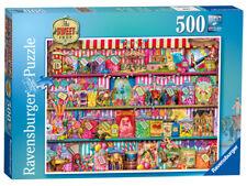 Ravensburger The Sweet Shop 500pc Jigsaw Puzzle 14653