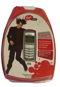 VINTAGE 2005 VIRGIN MOBILE SHORTY NOKIA 2115i  PHONE ~NEW IN BOX~
