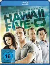 DANIEL DAE KIM,ALEX O'LOUGHLIN SCOTT CAAN-HAWAII FIVE-0-SEASON 4  5 BLU-RAY NEU