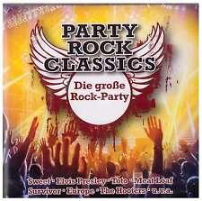 RARE ROCK CD ROCK PARTY CLASSICS DIE GROßE ROCK PARTY 17Song TOTO SURVIVOR HEART