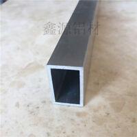 "2 Piece 6061 T6 Aluminum Rectangle Tubes 2mm x 20mm x30mm Length 0.5m (20"") each"