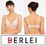 WOMENS BERLEI Barely There Lace Contour Bra - Nude Lace