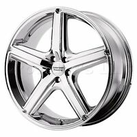AMERICAN RACING 16 x 7 Maverick Wheel Rim 5x120 Part # AR88367052240