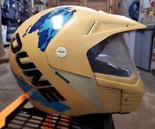 casque moto vintage SHARK DUNE bon etat, pas de choc ,homologué
