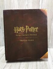 Harry Potter and the Sorcerer's Stone Trivia Board Game by Mattel 2000