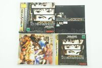 Dead or Alive Limited Edition SS Tecmo Sega Saturn From Japan