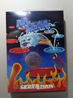 RARE Mr Cool BRAND NEW SierraVision Atari 400 800 XL XE Cartridge SierraVision