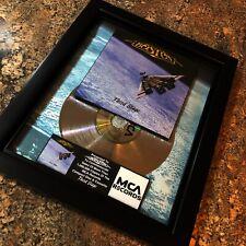 Boston Third Stage Silver Music Award Record Album Disc