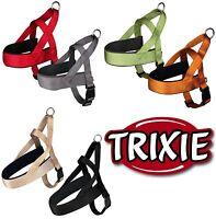 Trixie Premium Norwegian Dog Harness Adjustable Strong Nylon Padded All Sizes
