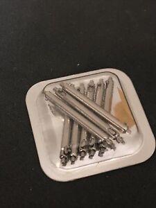 New Cartier Retractable Spring Bar .steel 16/17 mm.