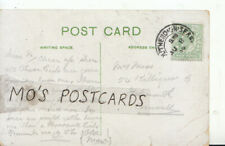 Genealogy Postcard - Moss - Killigrew Avenue - Falmouth - Cornwall - Ref 6754A
