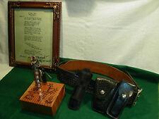 Yawara Kubotan keychain stick with a wooden base (Chapter A).