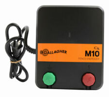 Gallagher G331424 Fence Charger with Tough Outer Casing, M10, 110V