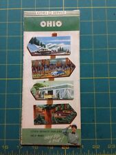 Cities Service Dealer - Ohio Map