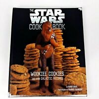 The Star Wars Cookbook -Wookie Cookies and other Galactic Recipes- w/Sticker Set