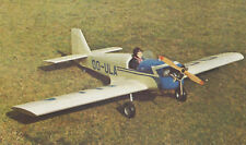 Giant 1/3 Echelle Britannique Avions Fairey Junior Plans, Gabarit, Instructions