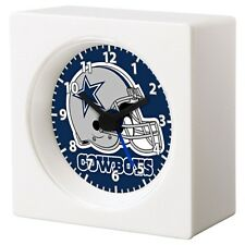 DALLAS COWBOYS NFL FOOTBALL TEAM LOGO ALARM CLOCK MAN CAVE BEDROOM GARAGE DECOR