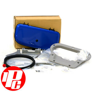 Spec C Roof Vent Kit Roof Flap Mica Blue 02C Fits: Subaru Impreza 00-07 WRX STi