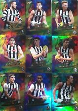 2017 SELECT FOOTY STARS LIMITED HOLO FOIL COLLINGWOOD FOOTBALL CARD SET