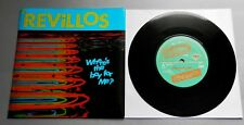 "The Revillos - Where's The Boy For Me UK 1979 Snatzo 7"" Single P/S"