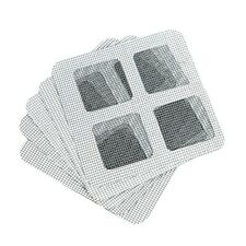3Pcs Door Screen Anti Mosquito Net Patch Window Adhesive Repair Repair Patch