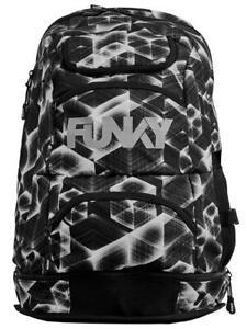 FUNKY Elite Backpack - Black Hole