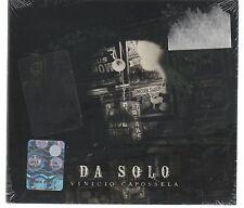 VINICIO CAPOSSELA DA SOLO CD DIGIPACK SIGILLATO!!!