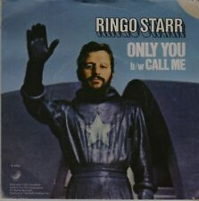 RINGO STARR Only you / Call me Apple R 6000 Classic pop from 1974