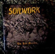 Soilwork: The Ride Majestic SIGNED BOOKLET