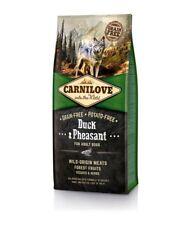 Carnilove Duck & Pheasant Grain & Potato Free Dry Adult Dog Food 12kg