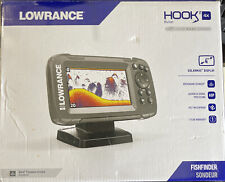 Lowrance Hook2 4 inch Fish Finder - 000-14012-001