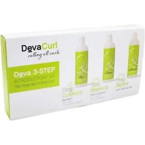DevaCurl 3 Step Intro Set