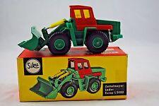 Old SIKU V270 ZETTELMEYER Lader EUROP L2000 Wheel Loader Mint in Box