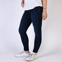 Levi's Denizen Low-Rise Blau Jegging Jeans Größe 33