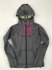 NWOT Athleta Hoodie Jacket Size XS Gray (Free Shipping In US)