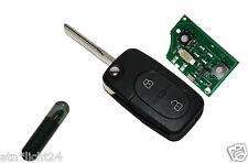Sendeeinheiten Schlüssel Transponder ID48 433,92MHz für VW Passat 3B 3BG Bora 1A