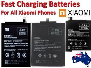 NEW Replacement Battery for Xiaomi Mi Redmi 6 / Pro / Note 7 Mi 5 9 SE Mi MAX