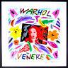 "Bruno DONZELLI - ""Wahrol Venere"" - Serigrafia, 25 x 25 cm"